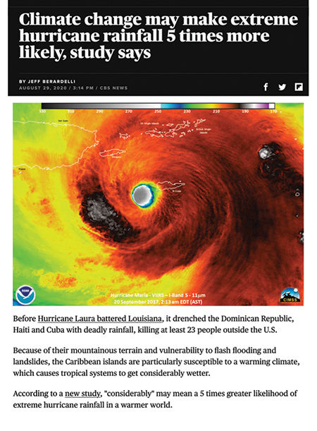 CBS News article